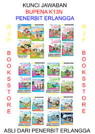 Kunci jawaban ( download ). Jual Kunci Jawaban Bupena Sd K13n Kls 1 Sampai Kls 6 Tema A Sampai D Jakarta Timur Rjf Bookstore Tokopedia
