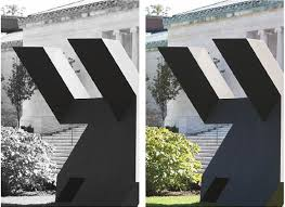 Letter Photography Letter Y Statue Art Print Decals Stickers