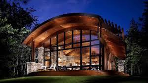 Modern Wood House Modern Wood House Design Architecture Youtube