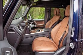 The g class' stability control and. Mercedes Benz G Class Interior Autocar