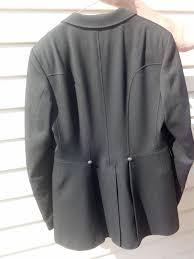Pikeur Diana Size Chart Pikeur Diana Jacket For Sale The Photos Behind The Bit