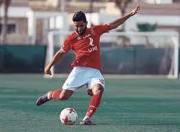 النصر السعودي يقترب من ضم صالح جمعة لاعب الأهلي السابق