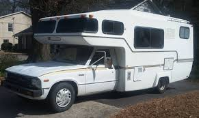1983 Toyota Sunrader 21FT Camper Motorhome For Sale in in Atlanta, GA