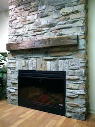 covering fireplace with stone covering fireplace stone
