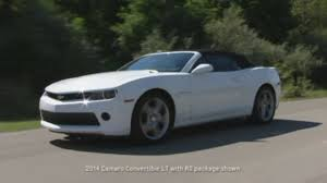 How Things Work - 2015 Chevy Camaro - Convertible Top Operation ...