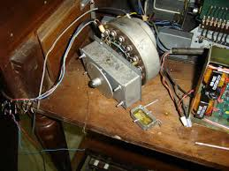rebuild your hammond organ vibrato scanner dannychesnut com remove the last two remaining screws and seperate the scanner from the run motor there is one left on the top and one at the bottom