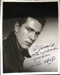 Kieron Moore - Movies & Autographed Portraits Through The ...