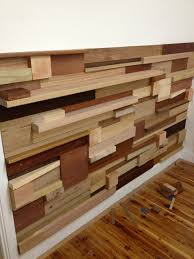 valuable design ideas stacked wood wall remarkable friday finds