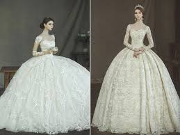 29 jaw droppingly beautiful wedding dresses to obsess praise