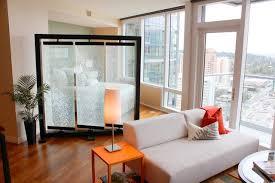 Studio Apartment modern-living-room