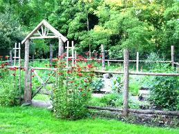 garden fence gate easy fence ideas image of garden fence ideas easy fence gate ideas