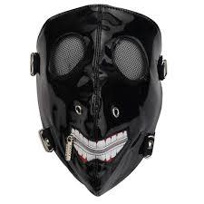 saan bibili magideal black skeleton skull leather mask motorcycle rider steampunk mask windproof presyo ng pilipinas