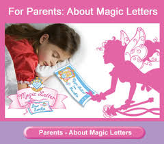 tooth fairy letters for parents