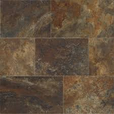 resilient vinyl flooring in tile wood and stone looks mannington flooring