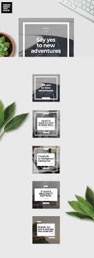 16 Packs De Templates Instagram Gratuits Pour Vos Posts Et Vos Stories