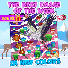 Happy Color - Color by Number - 🌨Hey, Colorfans! It's time to ...