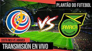 COSTA RICA VS JAMAICA EN VIVO