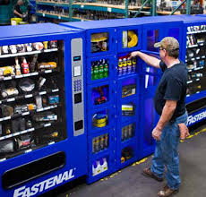 Fastenal Vending Machine Interesting Fastenal Vending Machines Supply Factory Workers With Gloves Tools