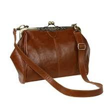 ljl retro vintage kiss lock imitation leather shoulder purse handbag totes bag satchel dark brown cross purses whole handbags from saltyk