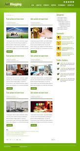 just blogging psd website template blogging psd this post has 0 comments
