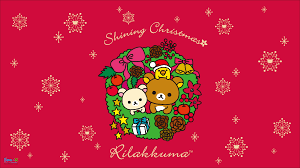 New 2015 Rilakkuma Christmas Wallpaper | Photography <3 ...