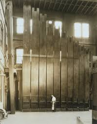 the largest pipes up to 32 tall in 1929
