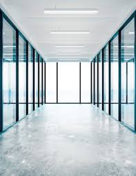 interior glazing and windows are popular in many buildings