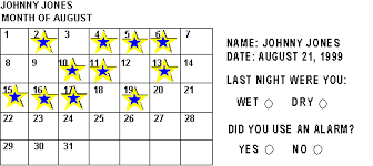 Gold Star Chart For Adults Register For Wetbuster Stars