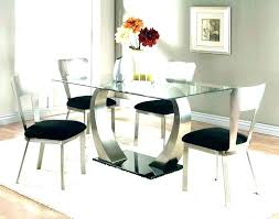 modern glass dining table glass dining tables sets best dining room sets metal dining room sets modern glass