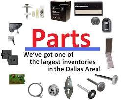 garage door parts supplier in plano tx