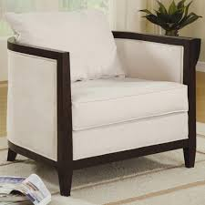 upholstered accent chairs white  upholstered accent chairs – home