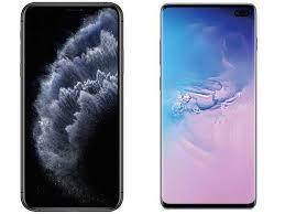 Head-To-Head: Apple iPhone 11 Vs. <b>Samsung Galaxy S10</b>