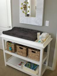 Repurposed changing table  Changing Table OrganizationDiy Changing  TableBaby ...