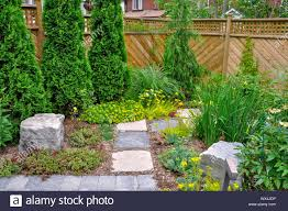 Designer Trees For Small Gardens Landscaping Designer Stock Photos Landscaping Designer