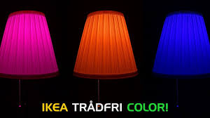 Its Here Ikea Tradfri Color Changing Smart Bulb Review
