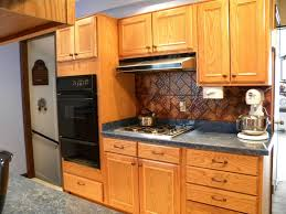 Diy Refacing Kitchen Cabinets Update Kitchen Cabinets With Glass Inserts Related To Cabinets