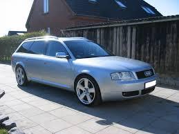2004 Audi A6 Avant - Partsopen