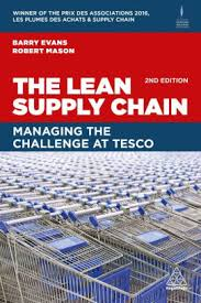 The Lean Supply Chain Managing The Challenge At Tesco Paperback