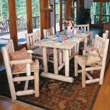 small cabin furniture. beautiful log cabin dining rooms on amazing cabins small furniture a