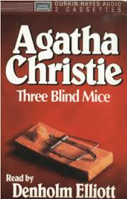 to learn more about agatha christie s the mousetrap you can order an audio book at three blind mice