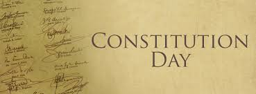consution day official gazette of