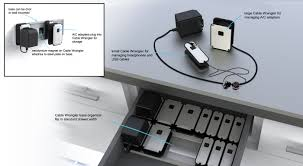Loop Cable Storage Features