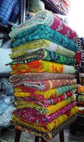 1457 best kantha quilt images on Pinterest | Kantha quilt, Indian ... & Vintage Kantha Quilt Reversible Throw Gudri Wholesale Handmade Indian Lot  10 pcs #Handmade #Traditional Adamdwight.com