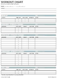 Exercise Program Templates Speed And Agility Training Program Template Anzvoice Co