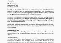 Resume Soft Skills Beautiful Leadership Skills Resume Examples