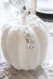 easy diy glam pumpkins budget friendly and so easy to make see how
