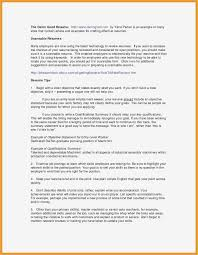 What Not To Put On A Resume Beautiful Entry Level Resume Summary