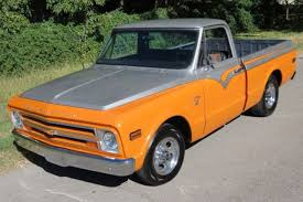 Chevrolet C/k 10 Pickup In Texas For Sale ▷ Used Cars On ...