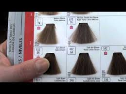 matrix socolor grey coverage color chart haircolor retouch gray and lighten to match the base color