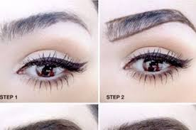tutorial for flawless eyebrows